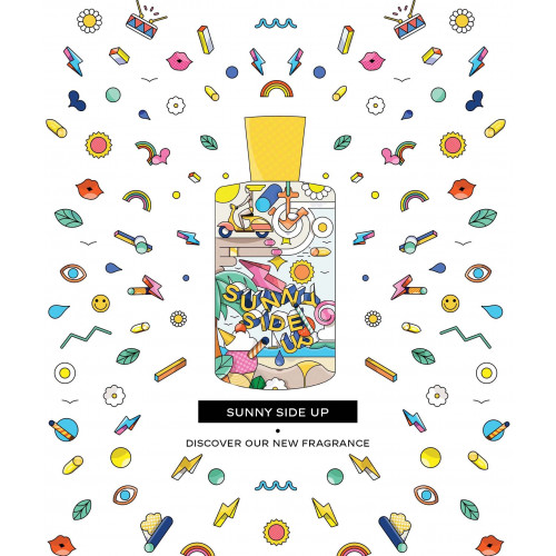 Juliette Has a Gun Sunny Side Up 100ml Eau de Parfum Spray
