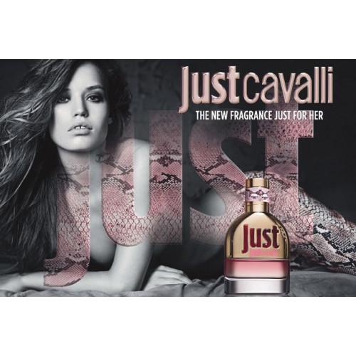 Roberto Cavalli Just Cavalli for Her 50ml Eau de Toilette Spray