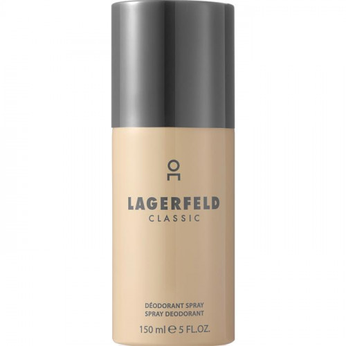 Karl Lagerfeld Classic 150ml Deodorant spray