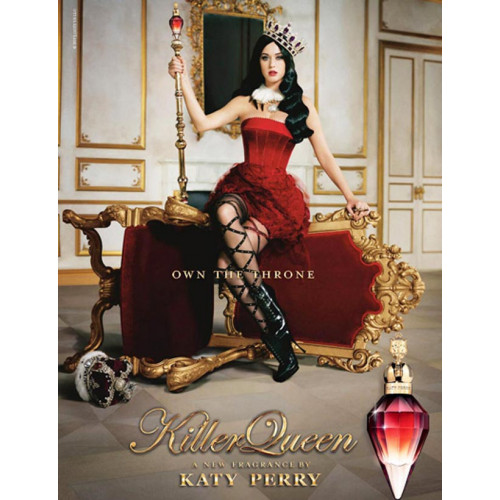 Katy Perry Killer Queen 100ml eau de parfum spray