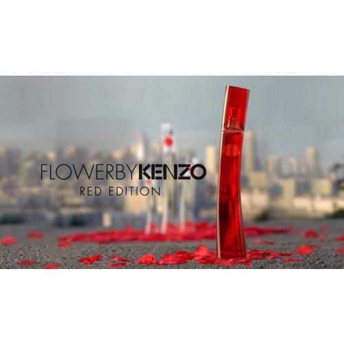 Kenzo Flower by Kenzo Red Edition 50ml eau de toilette spray