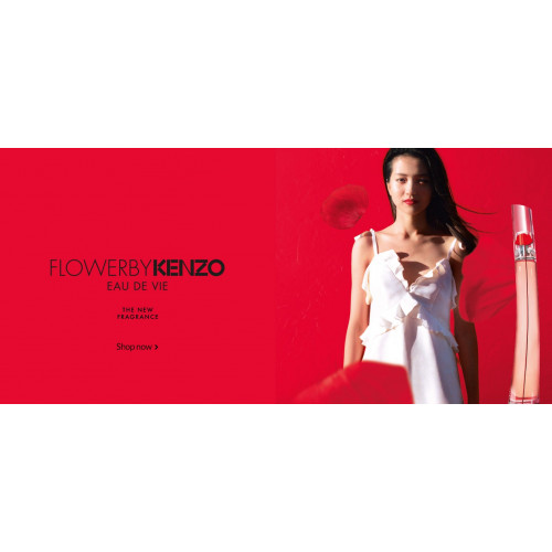 Kenzo Flower Eau de Vie 50ml eau de parfum spray