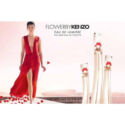 Kenzo Flower by Kenzo Eau de Lumiere 100ml eau de toilette spray