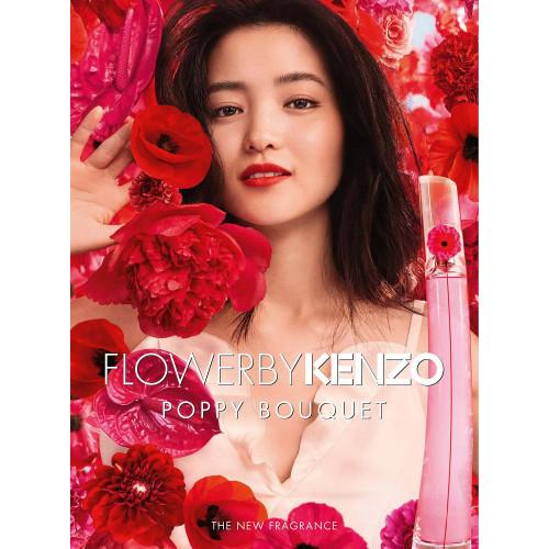 Kenzo Flower Poppy Bouquet 100ml eau de parfum spray