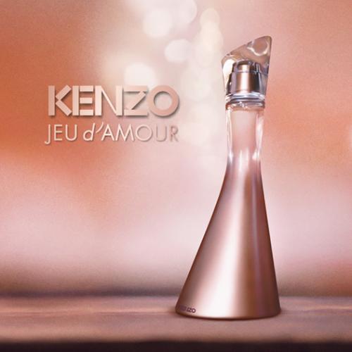 Kenzo Jeu d'Amour 100ml eau de parfum spray