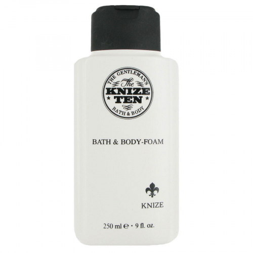 Knize Ten Bath & Body-Foam 250ml Badschuim