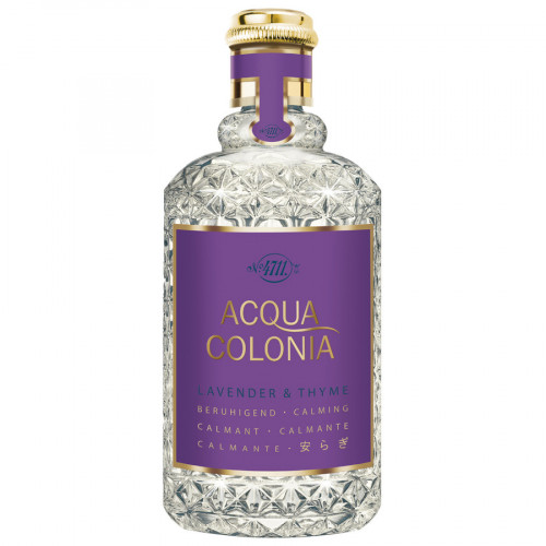 4711 Acqua Colonia Lavender & Thyme 170ml Eau de Cologne Splash & Spray