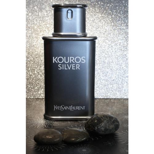 YSL Yves Saint Laurent Kouros Silver 100ml eau de toilette spray