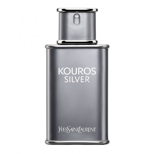 YSL Yves Saint Laurent Kouros Silver 50ml eau de toilette spray