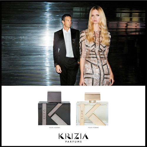 Krizia pour Homme 100ml eau de toilette spray