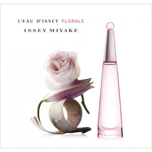 Issey Miyake L'eau D'Issey Florale 90ml eau de toilette spray
