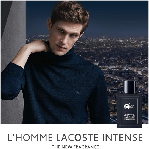 Lacoste L' Homme Intense 150ml Deodorant Spray
