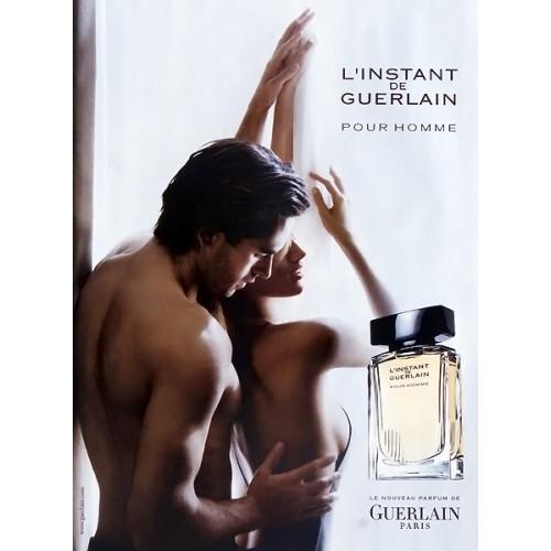 Guerlain L'Instant de Guerlain pour Homme 125ml eau de toilette spray Oude Verpakking