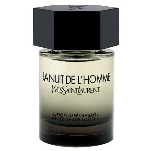 Yves Saint Laurent La Nuit de L'homme 100ML aftershave flacon