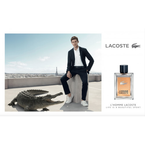 Lacoste L'Homme Lacoste 150ml eau de toilette spray