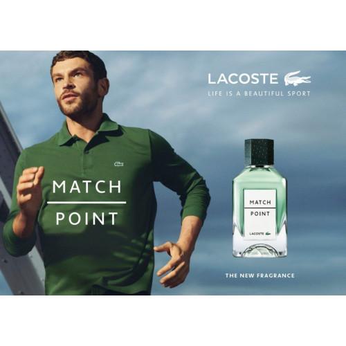 Lacoste Match Point 100ml eau de toilette spray