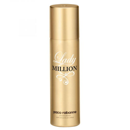 Paco Rabanne Lady Million 150ml Deodorant Spray