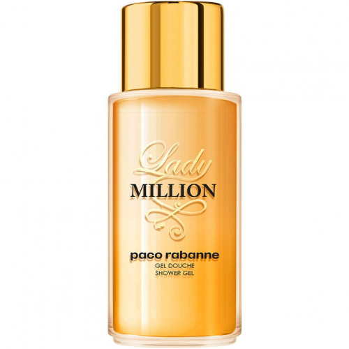 Paco Rabanne Lady Million 200ml Showergel