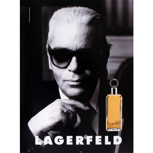 Karl Lagerfeld Classic 100ml Aftershave Lotion