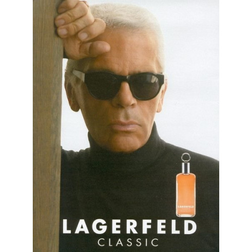 Karl Lagerfeld Classic 100ml eau de toilette spray