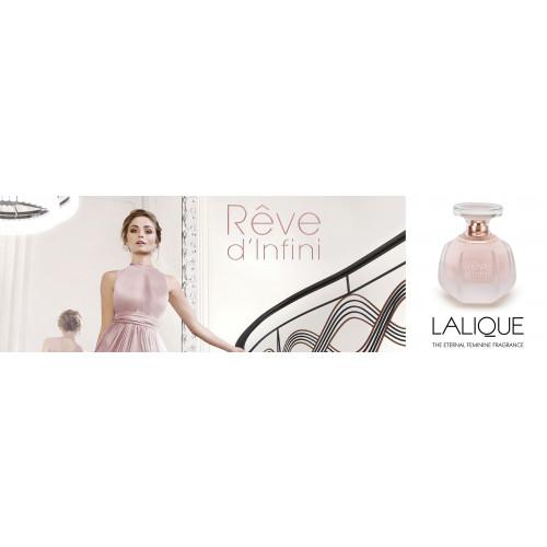 Lalique Rеve d'Infini set 50ml eau de parfum spray + 150ml Bodylotion