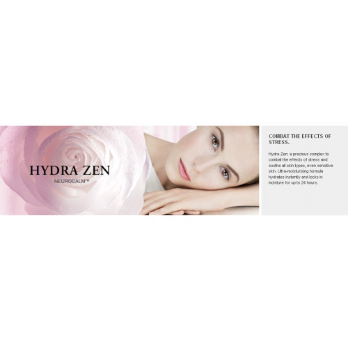 Lancome Hydra Zen set Anti-Stress Moisturizing Cream 50ml + Anti-Stress Moisturizing Night Cream 15ml + Hydra Zen Yeux 5ml + Advanced Genefique Youth Activating Concentrate 10ml