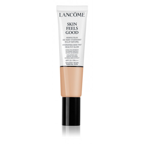 Lancôme Skin Feels Good Getinte Dagcrème 035W Fresh Almond spf 23 30ml
