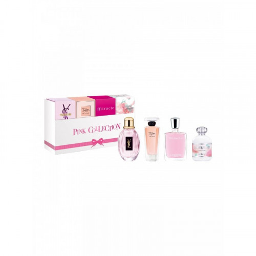 Lancôme Yves Saint Laurent & Cacharel Pink Collection Miniatures