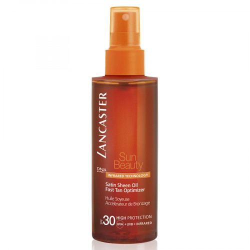 Lancaster Sun Beauty Satin Sheen Oil Fast Tan Optimizer SPF30 150ml