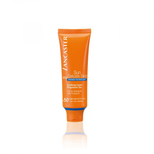 Lancaster Sun Delicate Soothing Cream SPF50+ 50ml