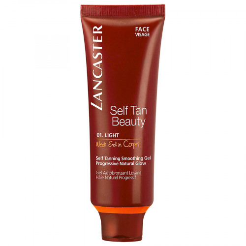 Lancaster Self Tan Smoothing Gel For Face 50ml Zelfbruinende Gel (01. Light)