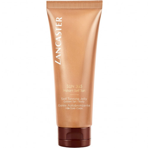 Lancaster Sun 365 Instant Self Tan Self Tanning Jelly Golden Tan Body 125ml