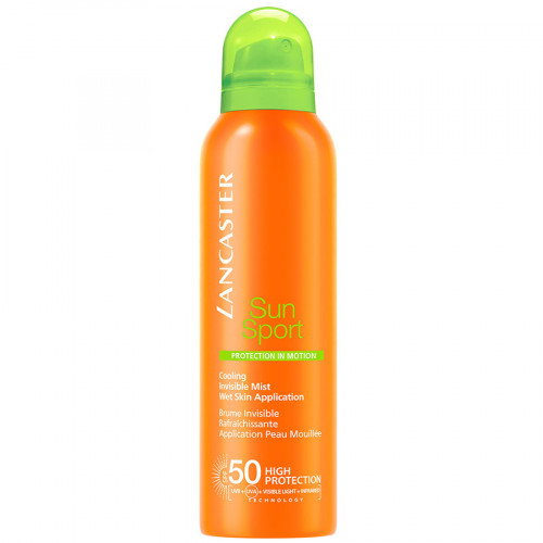 Lancaster Sun Sport Cooling Invisible Mist Wet Skin Application SPF50 200ml