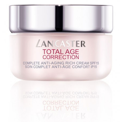 Lancaster Total Age Correction Rich Anti Age Global Cream SPF15  50ml