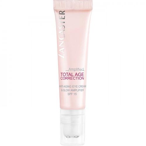 Lancaster Total Age Correction Anti-Aging Eye Cream & Glow Amplifier 15ml SPF15  Oogcrème