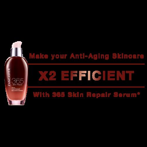 Lancaster 365 Skin Repair Serum Youth Renewal Serum 30ml