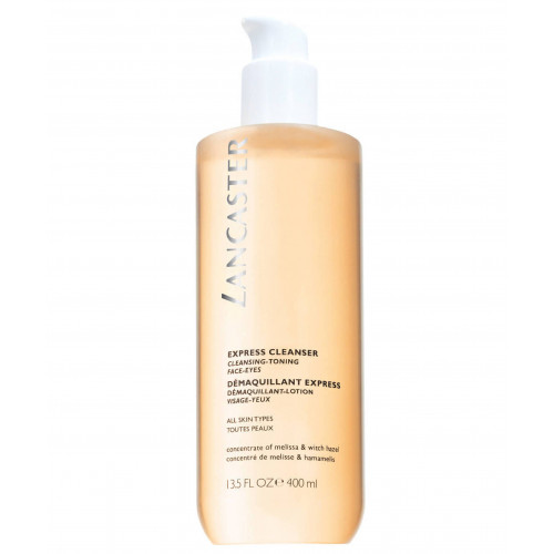 Lancaster Cleansing Block All in One Express Cleanser 400ml Gezichtslotion