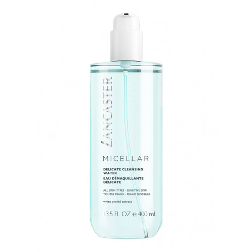 Lancaster Cleansing Block Micellar Delicate Cleansing Water 400ml