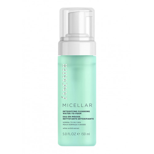 Lancaster Cleansing Block Micellar Detoxifying Cleansing Water-to-Foam 150ml