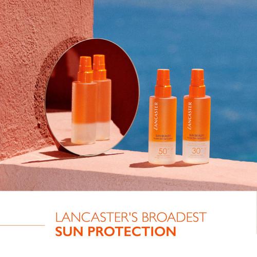 Lancaster Sun Beauty Nude Skin Sensation Sun Protective Water SPF50 150ml