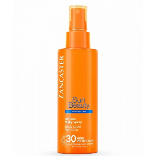Lancaster Sun Beauty Oil-Free Milky Spray Sublime Tan SPF30 150ml