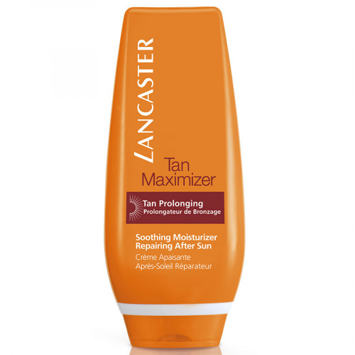 Lancaster Tan Maximizer Tan Prolonging Soothing Moisturizer Repairing After Sun 125ml