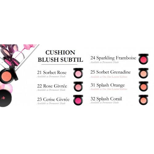 Lancôme Cushion Blush Subtil - 024 Sparkling Framboise