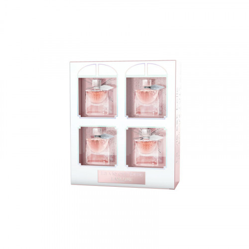 Lancome La Vie Est Belle L'Appartement Miniaturen Set 4x 4 ml eau de parfum