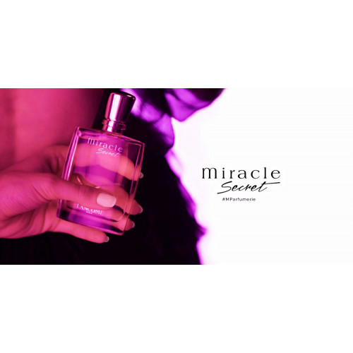 Lancome Miracle Secret 100ml eau de parfum spray