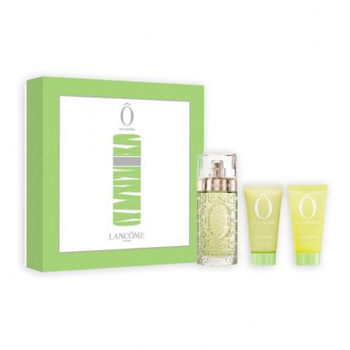 Lancome O de Lancome Set 125ml eau de toilette spray + 50ml Bodylotion + 50ml Showergel
