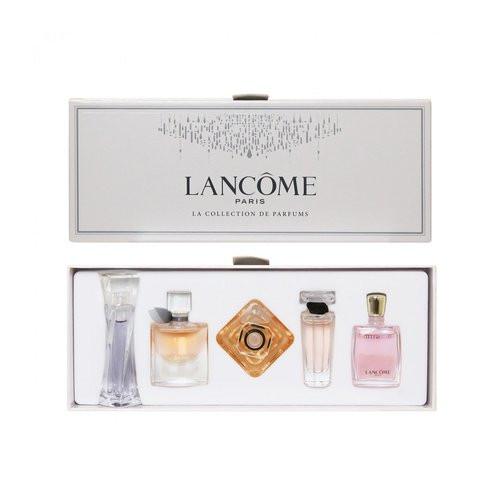 Lancome La Collection De Parfums Miniaturen Set (Miracle, Tresor, La vie est belle, Tresor in Love, Hypnose)