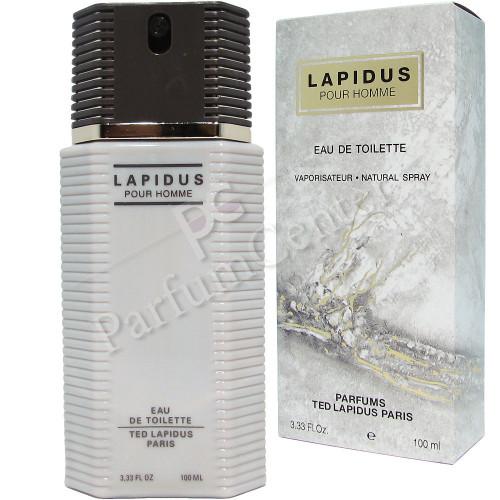 Ted Lapidus Pour Homme 100ml eau de toilette spray
