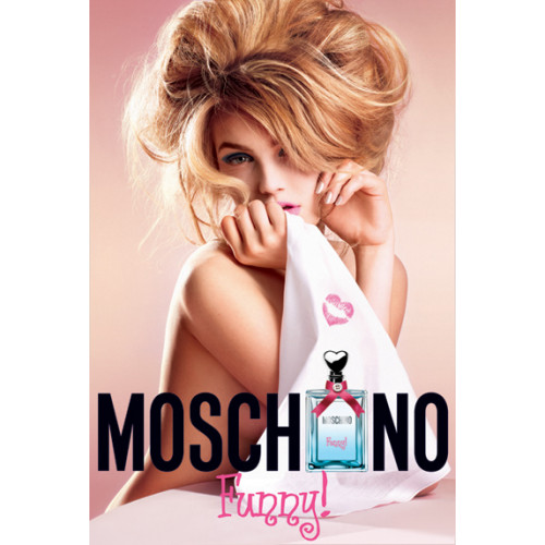 Moschino Funny 4ml eau de toilette miniatuur
