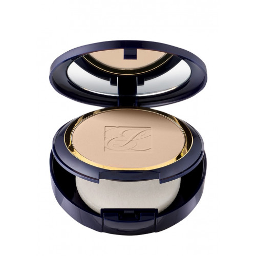 Estee Lauder Double Wear stay-in-place powder Foundation spf10 1N2 Ecru 12g